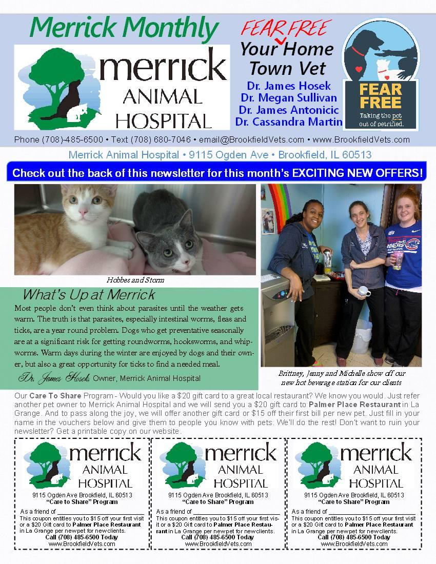 Merrick Animal Hospital - Veterinarian in Brookfield, IL
